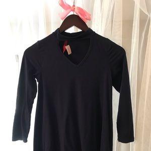 Long sleeved v-neck shirt!